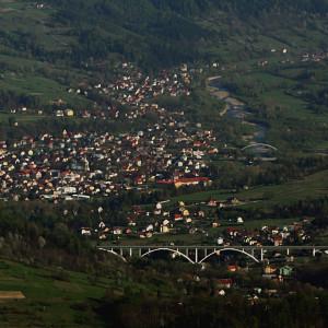 gmina Milówka, śląskie