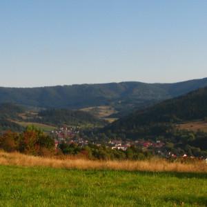 gmina Ujsoły, śląskie