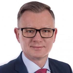 Waldemar Graczyk - radny w: Ostróda