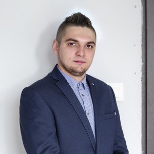 Michał Baryga - radny w: Zawadzkie