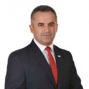 Grzegorz Szachogłuchowicz - kandydat na radnego w: Pruszków