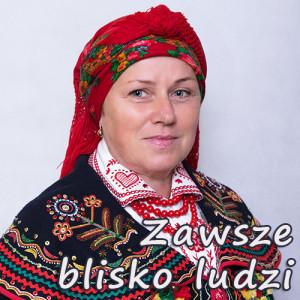 Irena Miczołek - kandydat na radnego w: Grybów