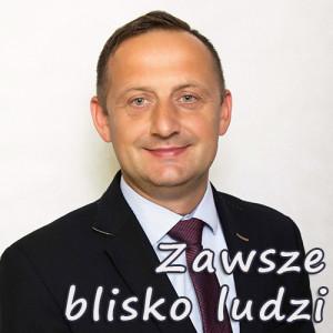 Piotr Fyda - radny w: Grybów