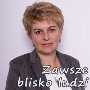 Wanda Janusz - kandydat na radnego w: Grybów