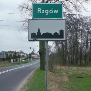 gmina Rzgów, wielkopolskie