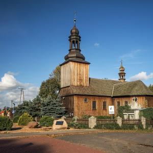 gmina Czermin, wielkopolskie