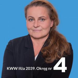 Agnieszka Kaczmarzyk - radny w: Iłża