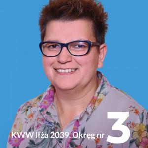 Agnieszka Okruta - radny w: Iłża