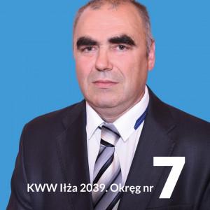 Adam Kurek - radny w: Iłża