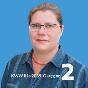 Agnieszka Sępioł-Pietrzykowska - radny w: Iłża