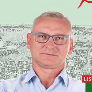 Zbigniew Łaba - kandydat na radnego w: Rydułtowy