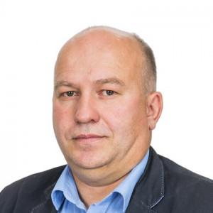 Jacek Ziębiec - radny w: Grybów