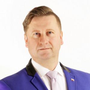 Jacek Pyrek - radny w: oświęcimski