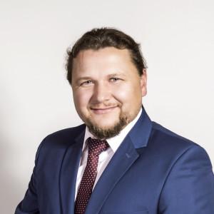 Tomasz Załęcki - radny w: Myszków