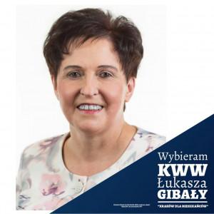 Amelia Juszczak-Michalska - kandydat na radnego w miejscowości Kraków w wyborach samorządowych 2018