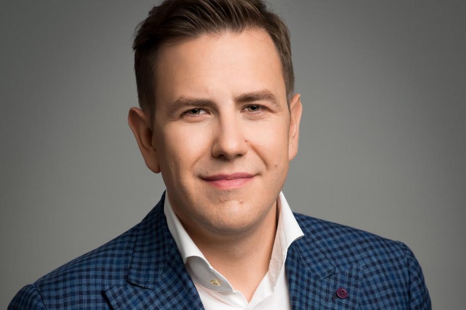 Mateusz Laskowski - współzałożyciel, architekt, Forbis Group - sylwetka osoby z branży architektonicznej