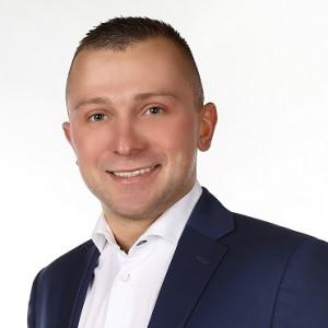 Michał  Burcz - kandydat na radnego do sejmiku wojewódzkiego w województwie zachodniopomorskie w wyborach samorządowych 2018