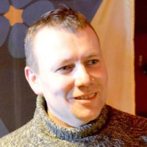 Szymon Surmacz - burmistrz w: Leśna