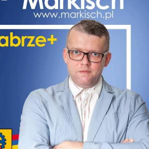 Sebastian Markisch - radny w: Zabrze