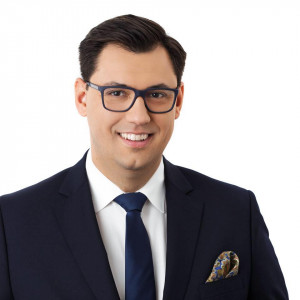 Konrad Frysztak - radny w: Radom