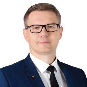 Rafał Traks - radny w: Elbląg