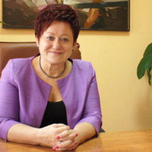 Krystyna Barcik - radny w: Legnica