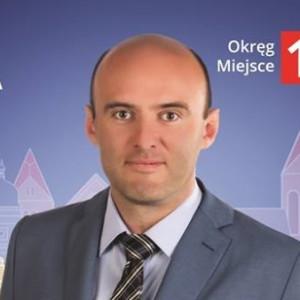 Piotr Lepka - radny w: Ostrów Wielkopolski