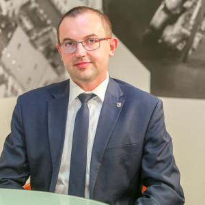 Piotr Jóźwiak - radny w: Leszno