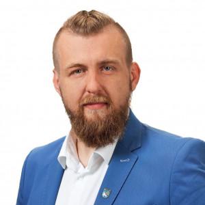 Nikodem Kemicer - radny w: Ełk