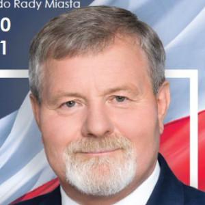 Kazimierz Myszur - radny w: Ruda Śląska