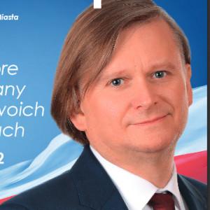 Dariusz Krupa - radny w: Pruszków