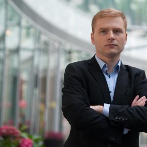 Paweł Zagrajek - radny w: Pruszków
