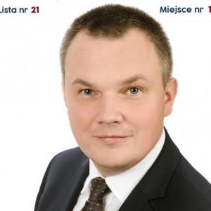 Łukasz Politański - radny w: Bełchatów