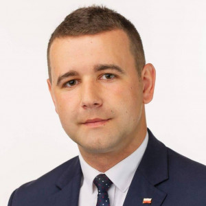 Jarosław Burzawa - radny w: Będzin