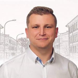 Łukasz Frańczak - radny w: Będzin
