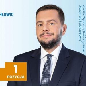 Bartosz Karcz - radny w: Świętochłowice