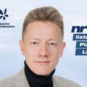 Artur Pawłowski - radny w: Świętochłowice