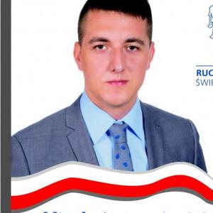 Dawid Malcherek - radny w: Świętochłowice