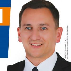 Tomasz Groth - radny w: Wejherowo