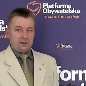 Ryszard Brzycki - radny w: Starogard Gdański