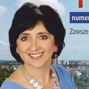 Anna Pekár - radny w: Tarnobrzeg