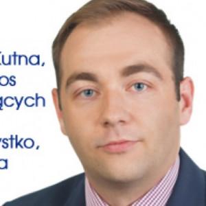 Łukasz Walczak - radny w: Kutno