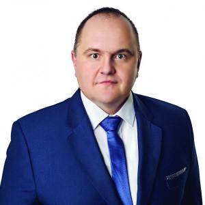Marcin Żebrowski - radny w: Ciechanów