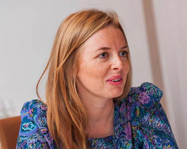 Basia Starecka - dziennikarka, autorka bloga, Nakarmionastarecka.pl - sylwetka osoby z branży HoReCa