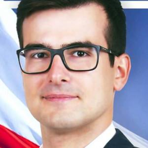 Łukasz Uściński - radny w: Ząbki