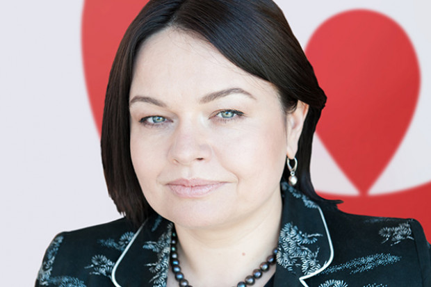 Dalida  Gepfert - prezes zarządu, dyrektor generalny, Veolia Energia Poznań - sylwetka osoby