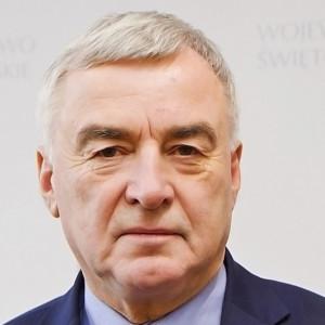 Andrzej Bętkowski - marszałek w: świętokrzyskie