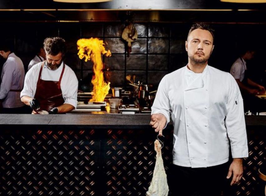 Aleksander Baron - szef kuchni, Restauracja Zoni - sylwetka osoby z branży HoReCa