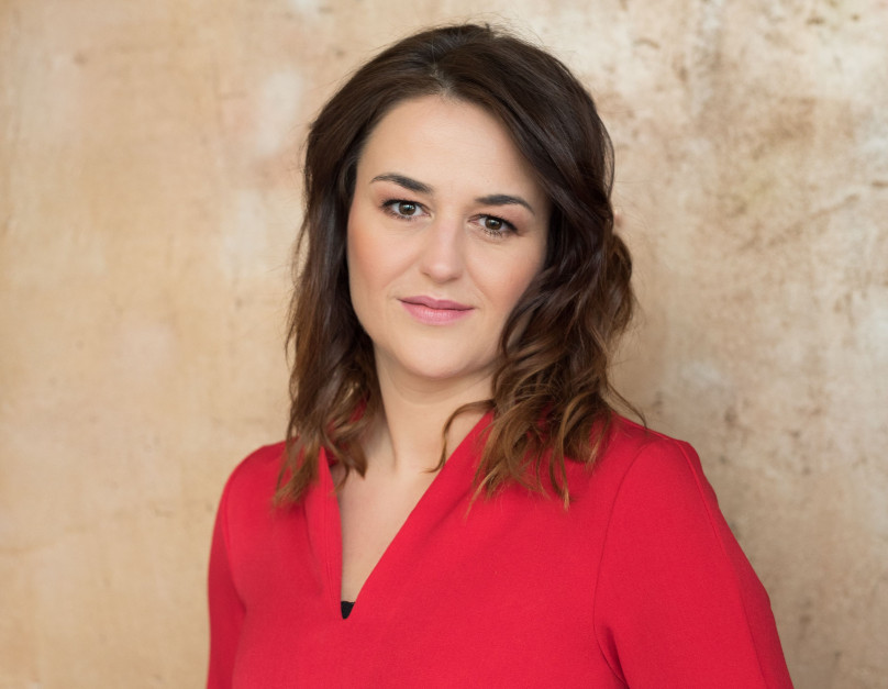 Sylwia Majcher - blogerka, autorka, Kuchnia w Formie - sylwetka osoby z branży HoReCa