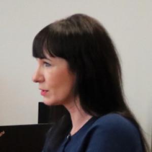 Agnieszka Olender - starosta w: międzyrzecki